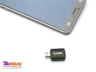 گیرنده دیجیتال موبایل اندروید PAD TV Gando