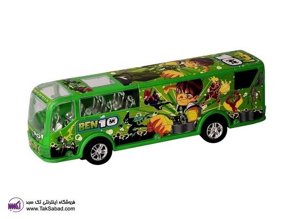 اتوبوس کنترلی اسباب بازی
