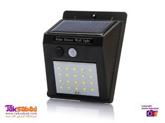 چراغ محوطه خورشیدی
