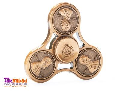 فیجت اسپینر سه پره سکه