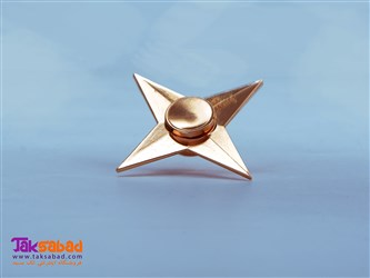 اسپینر فلزی ستاره