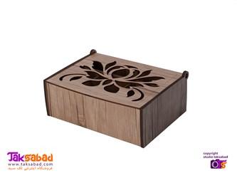 تی باکس چوبی