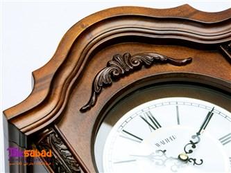 ساعت دیواری کلاسیک چوبی