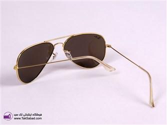 عینک آفتابی ریبن خلبانی مدل 3026
