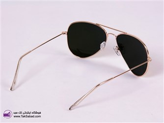 عینک آفتابی ریبن طلایی