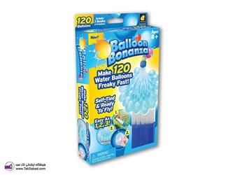بالون آبی بونانزا Bonanza Ballon