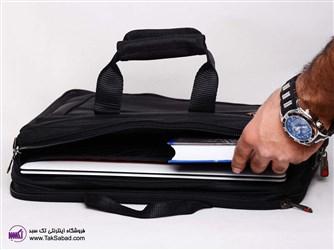 کیف لپ تاپ مشکی