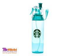بطری آب اسپری دار