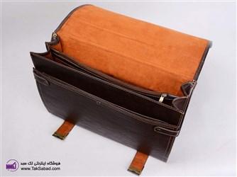 کیف دیپلمات با چرم مصنوعی