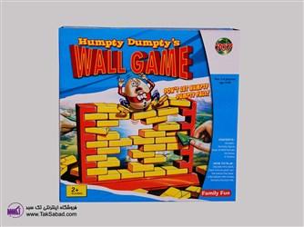 بازی تخریب دیوار wall game
