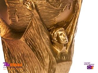 کاپ جام جهانی مجسمه پلی استر