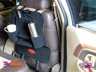 کیف نظم دهنده مخصوص صندلی عقب خودرو