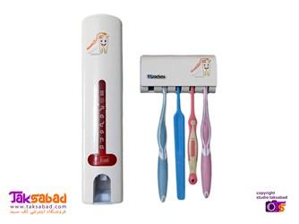 دستگاه خمیر دندان اسپادانا