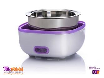ظرف برقی بخارپز غذا