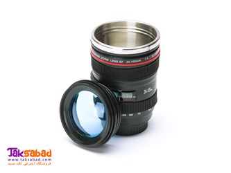 لیوان طرح لنز EF 24-105mm