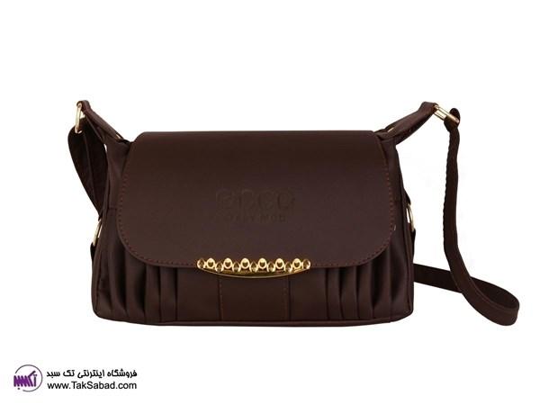 کیف زنانه قهوه ای