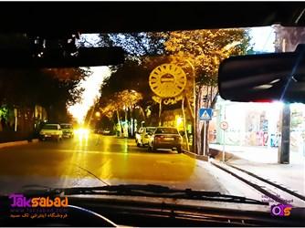 فیلتر دید در شب خودرو