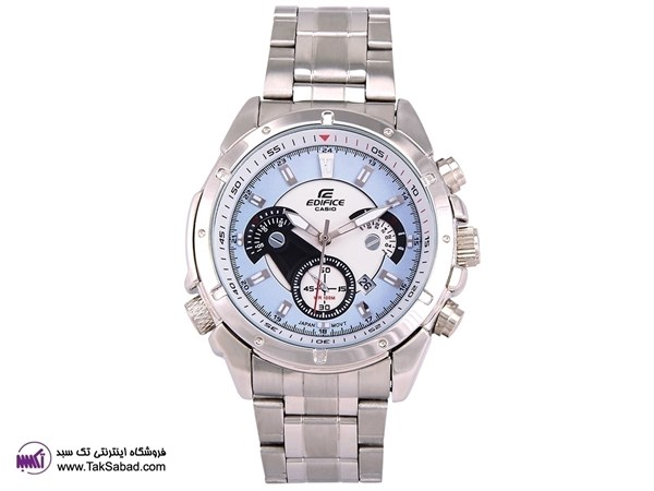 CASIO  EDIFICE  535  BLUE WATCH
