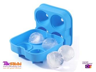 قالب یخ پلاستیکی