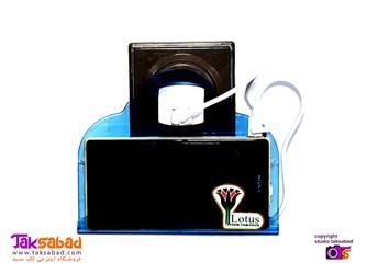 نگهدارنده موبایل و شارژر
