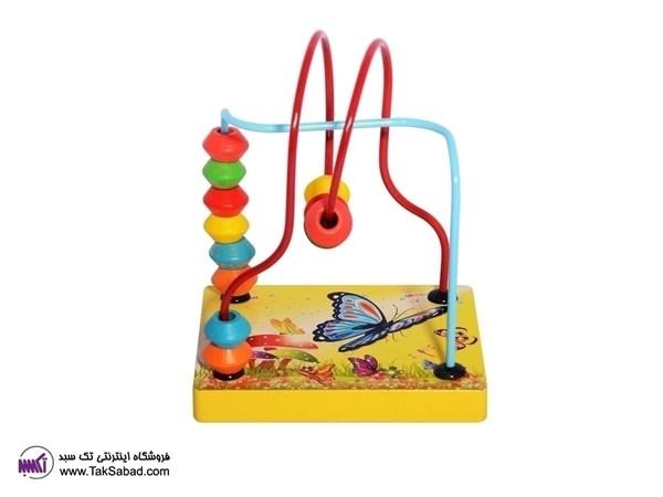 اسباب بازی حرکت مهره ها mini round beads