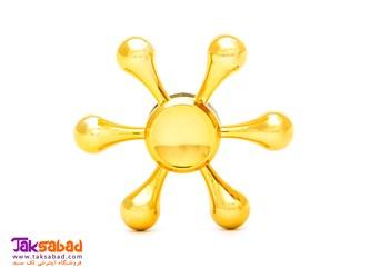 فیجت اسپینر فلزی مولکول