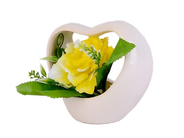 گلدان گل کوچک