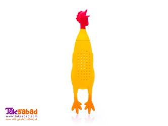 مرغ سیلیکونی طعم دهنده