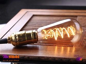 لامپ ادیسونی حباب رنگی