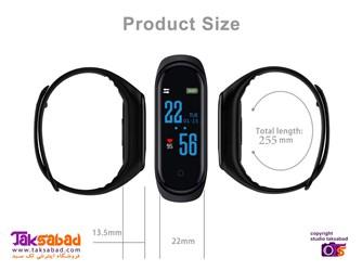 دستبند سلامتی هوشمند جدید