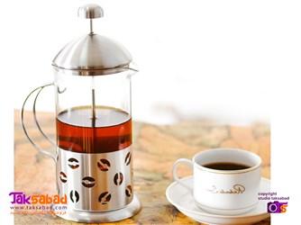 لیوان چایی فرنچ پرس