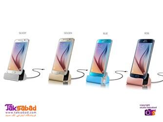 پایه شارژ اپل مدل iphone lighting