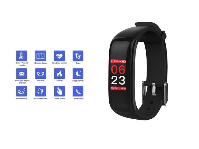 دستبند هوشمند سلامتی ورزشی