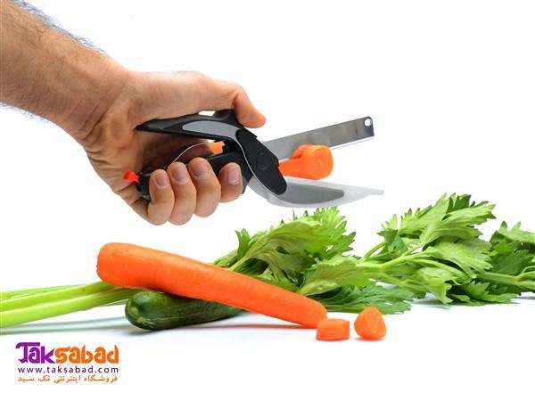 قیچی 3 در 1 smart cutter