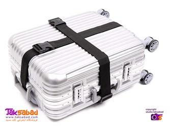 بند ضد باز شدن چمدان