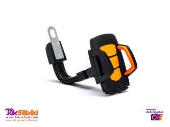 پایه نگهدارنده موبایل برای موتور