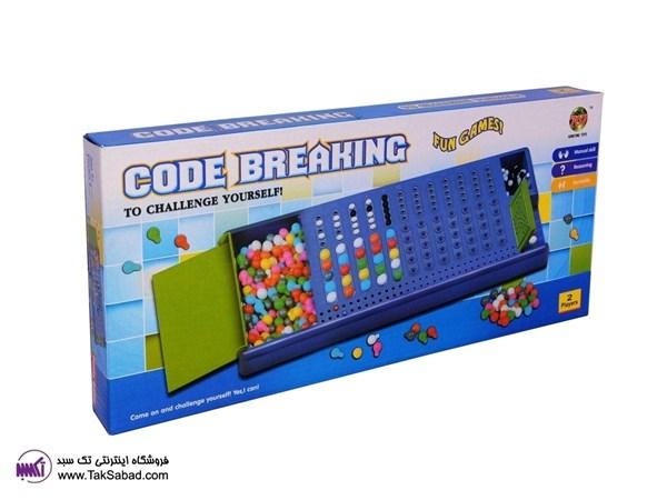 بازی فکربکر CODE BREAKING