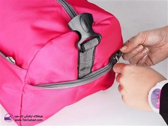 کیف ورزشی نایک صورتی