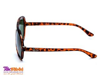 عینک آفتابی ریبن کت قهوه ای