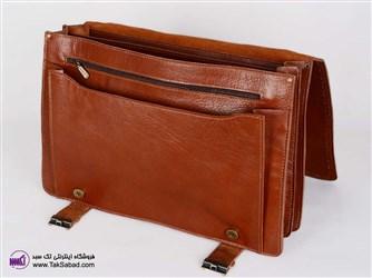 کیف با چرم طبیعی