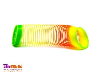 فنر بازی Slinky