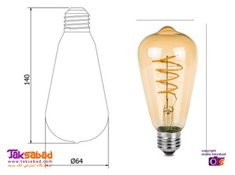 لامپ ادیسونی ارزان