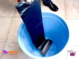 جا کیسه زباله ای TS