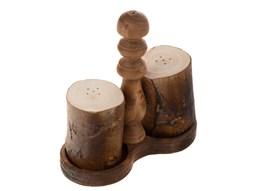 نمکدان چوبی