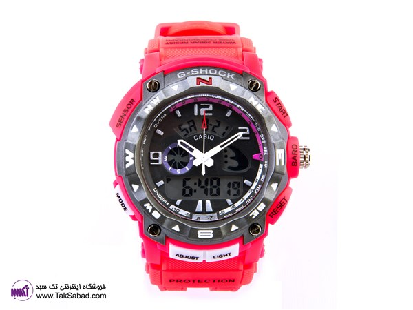 3207ME G-SHOCK WATCH-PINK