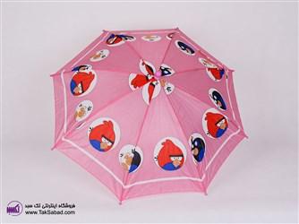 چتر بچه گانه طرح انگری بردز