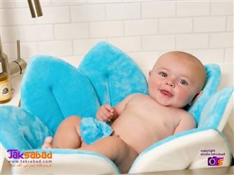 حمام کودک طرح شکوفه