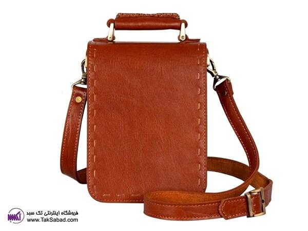 کیف چرم اصل مدل مدیران 3