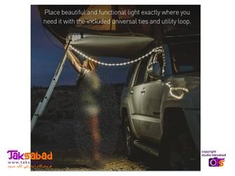 لامپ مسافرتی خودرو