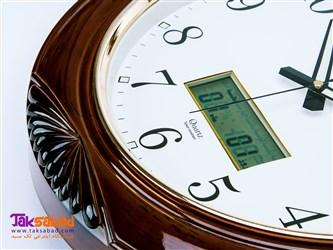ساعت دیواری تقویمی